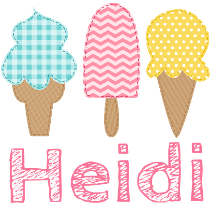 Ice Cream Trio Graphic Tee