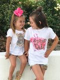 Baby Leopard Graphic Tee