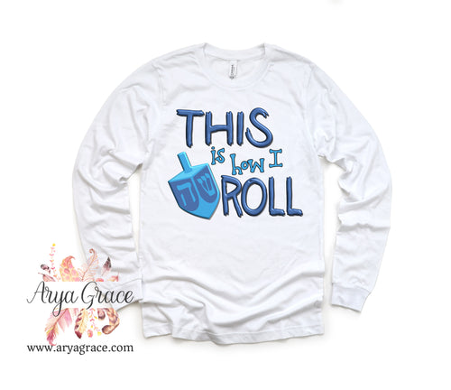 This is How I Roll Graphic Tee