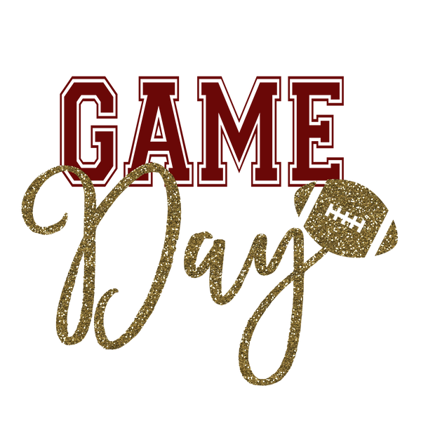 Rep Game Day Graphic Tee