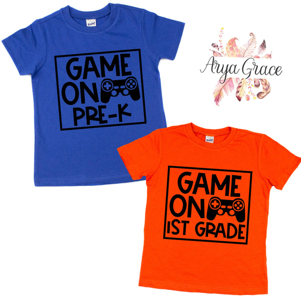 Game On (Choose Your Grade)Graphic Tee