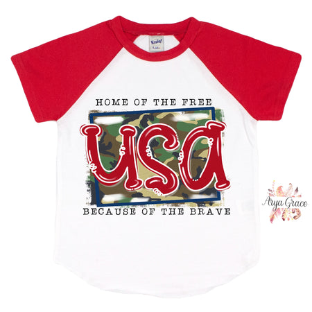 Let Freedom Ring Graphic Tee {Infant/Toddler/Youth}
