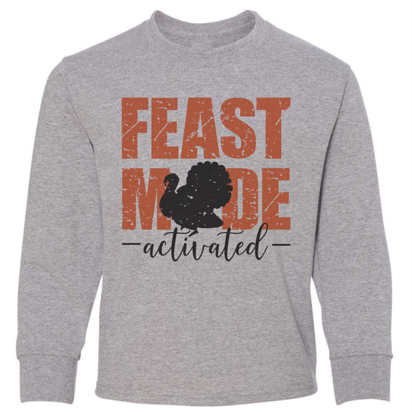 Feast Mode Activated Graphic Tee