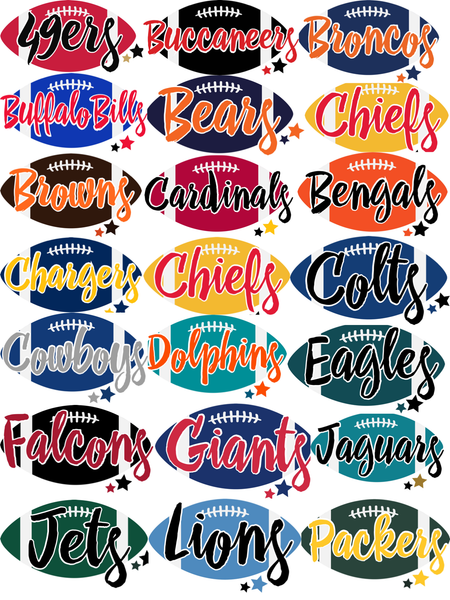 Choose Your Favorite Team Graphic Tee {Adult Sizing}