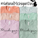 Michigan Girl Graphic Tee