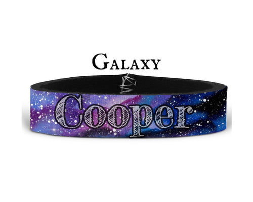 Galaxy Wristbands