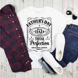 Father's Day Figure Graphic Tee {Adult}