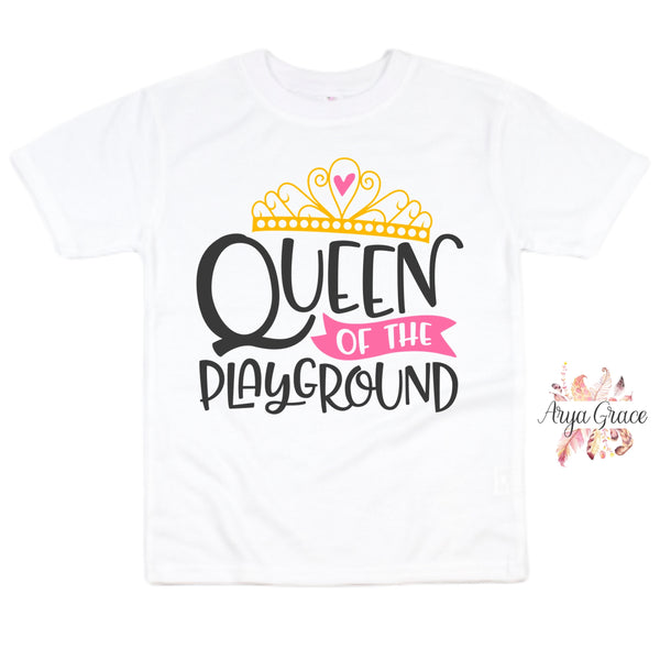 Queen of the Playground Graphic Tee