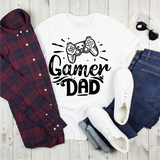 Gamer Dad Graphic Tee {Adult}