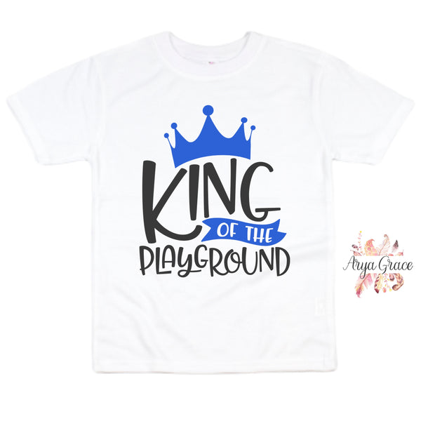 King of the Playground Graphic Tee