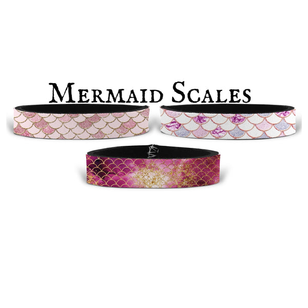 Mermaid Scales Wristbands