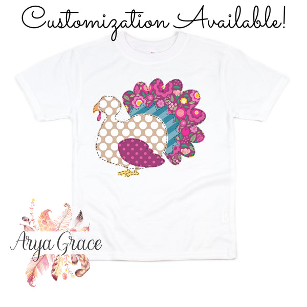 Turkey (Girl) Graphic Tee