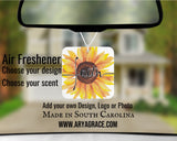 Sunflower Faith Air Freshener