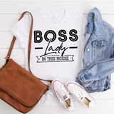 Boss Lady Graphic Tee {Adult}