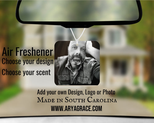 Customize Your Own Air Freshener