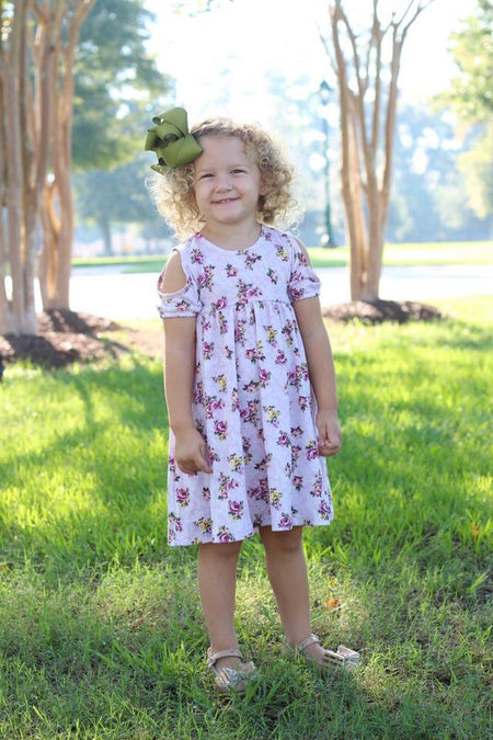 Pumpkin Pie Twirly Dress
