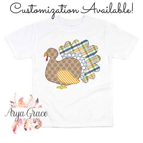 Turkey (Boy) Graphic Tee