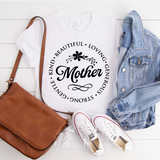 Mother Graphic Tee {Adult}