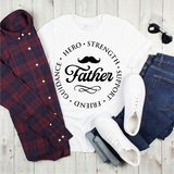 Father Graphic Tee {Adult}