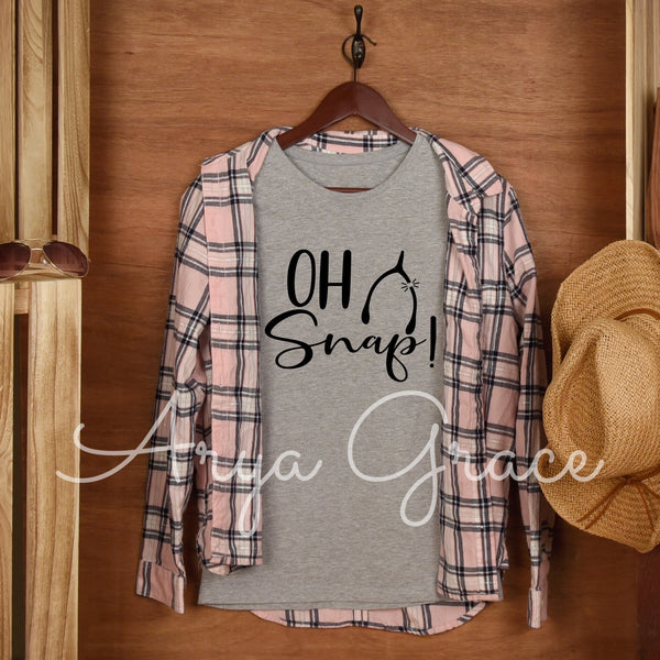 Oh Snap Graphic Tee