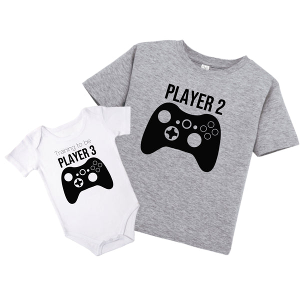 Player Graphic Tee (Infant, Toddler & Youth)
