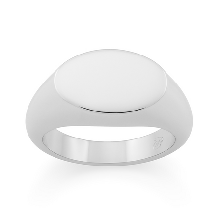 Heirloom Pearl Ring. 9k White Gold