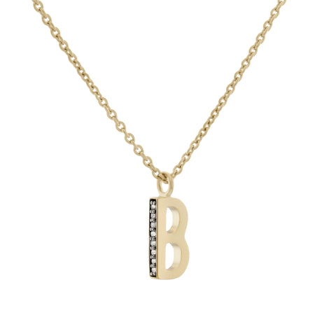 Corda T-Bar Necklace. Sterling Silver