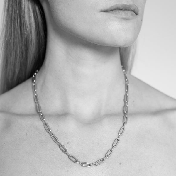 Suitor Chain Necklace. Gold Vermeil. PRE-ORDER