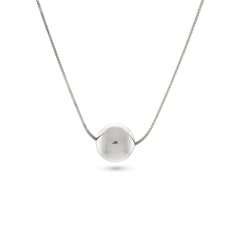 Lolita Choker Necklace, Sterling Silver