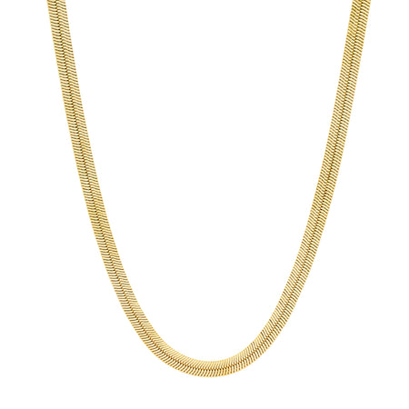 Suitor Chain Necklace. Sterling Silver