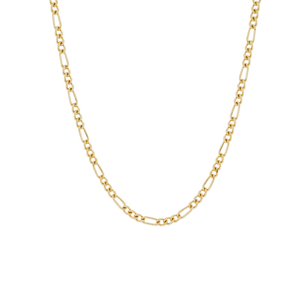 The Seville Chain Necklace. Gold Vermeil - MONARC CONCIERGE