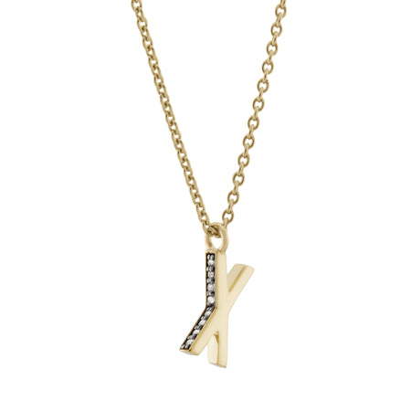The Seville Chain Necklace. Gold Vermeil