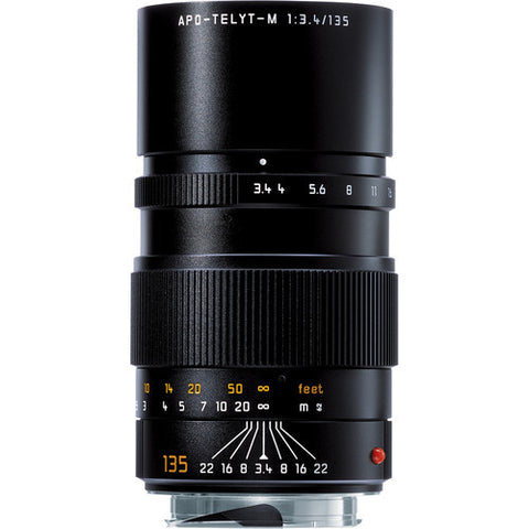 Leica 135mm f/3.4 Apo Telyt M Manual Focus Lens (11889)