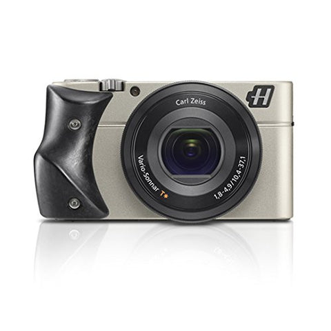 Hasselblad Stellar Camera Silver with Carbon Fiber Grip