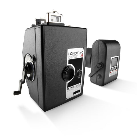 Lomokino and Lomokinoscope