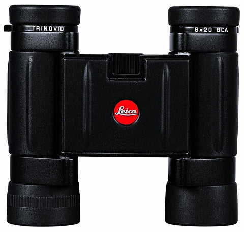 Leica 8x20 BCA with Case Binocular (Black)