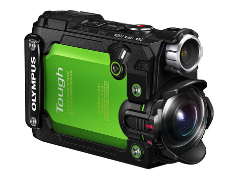 Olympus Stylus Tough TG-Tracker Action Camera (Pre Order Now - Avilable June 27th)