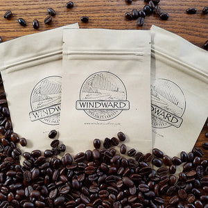 Windward Coffee's (Almost) Free Samples take the worry out of trying new coffees. Free Local Delivery | $6 Flat Rate Shipping.
