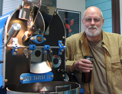 Dave Hoffmann, proprietor, Windward Coffee Co.