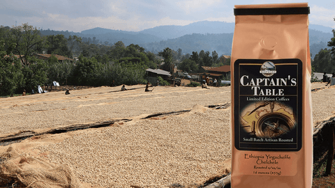 From the town of Chelchele in the Yirgacheffe region, this new coffee from Windward Coffee offers up a fine floral aroma and the refreshing taste of jasmine and fresh lemon zest.