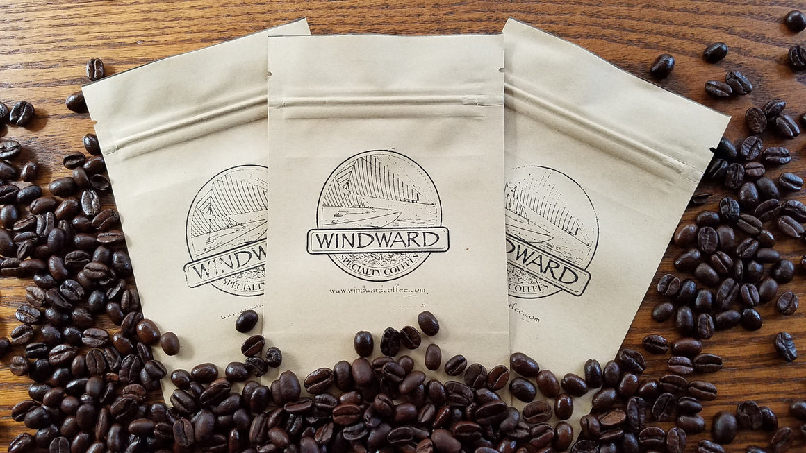 Free Samples from Windward Coffee ($3 S&H)