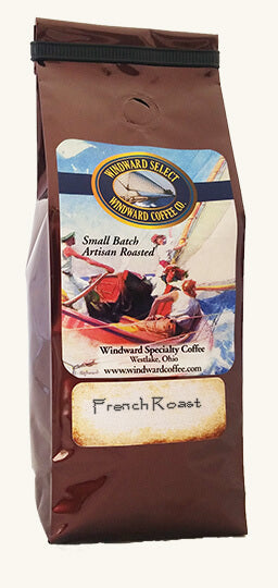 Bold and bittersweet, Windward Coffee's French Roast is perfect for dark roast fans.