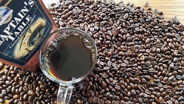 Enjoy the full bodied flavor of Puerto Rico's 360 Reserva from Windward Coffee.