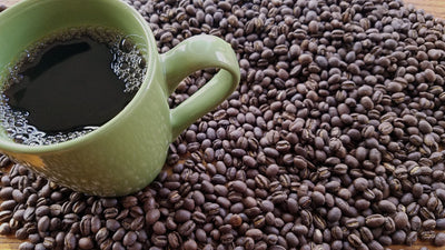 Windward Coffee's Tanzania peaberry is rich, smooth and creamy with dark chocolate, cherry and vanilla notes.