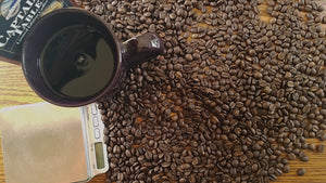 Windward Coffee's Kenya Akusi is a standout coffee with rich, full body and flavors of blueberries and red fruit.