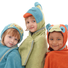 Breganwood-Organic-Hooded-Towel-Bath-Wrap_Rainforest-Collection-Kids