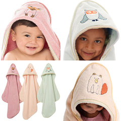 Breganwood-Organics-Hooded-Towel_Bath-Wraps-Newborn-Infant-Toddler-Woodland-Collection