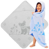 Organic-Cotton-Baby-Toddler-Hooded-Towel-Ferret_Blue-Grey