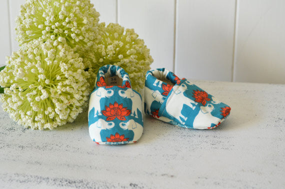 Organic-Elephant-Baby-Toddler-Girl-Boy-Shoes