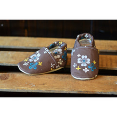 Organic-Flower-Baby-Toddler-Girl-Shoes